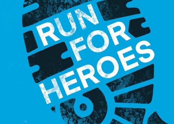 Run4Heroes Logo